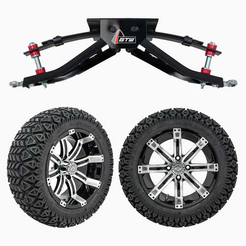 Lift Kit, Tire & Wheel Packages