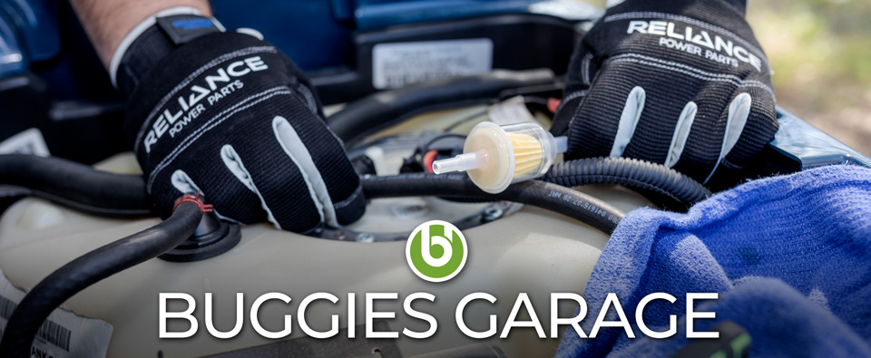 Buggies Garage Banner