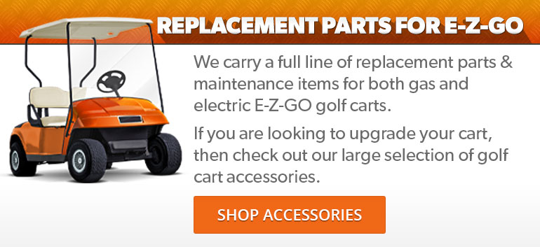 Replacement Parts For E-Z-GO Gas & Electric Golf Carts ... on