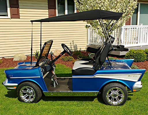 Show Us Your Golf Cart Customer Carts