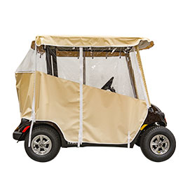 Cart with Universal Enclosure