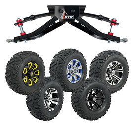 GTW Lift Kit & Tire/Wheel Packages