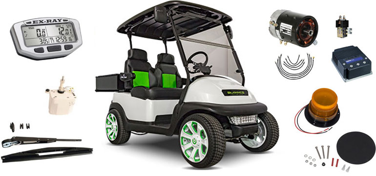 Buggies Unlimited Road-Ready Cart