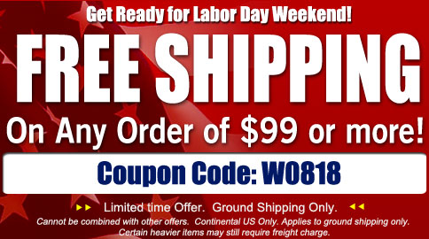 Free Shipping on $99 or More!