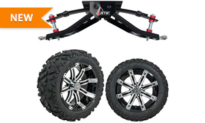 GTW LIFT KIT, TIRES & WHEELS PREMIUM COMBOS