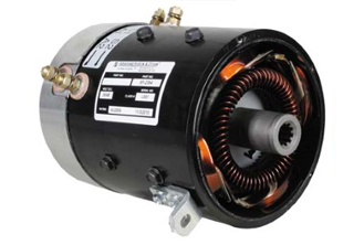 Torque Motor for 1995 & Up 48V Club Car Solid State Systems