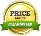 Price Match Gaurantee