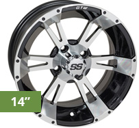 Wheel Size 14 Inches