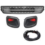 E-Z-GO TXT GTW LED Light Bar Kit (Fits 1996-2014)