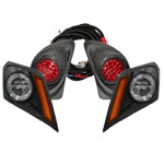 GTW Yamaha Drive 2 LED Light Kit (Fits 2017-Up)