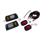 GTW Adjustable LED Light Kit Club Car DS (Fits 1993-Up)