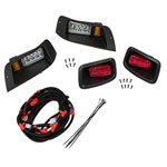 GTW Adjustable LED Light Kit – For EZGO TXT (Fits 1994.5-2013)