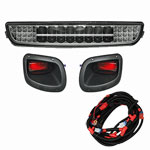 GTW LED Light Bar Kit For E-Z-GO TXT (Years 1996-2013)