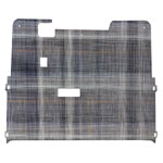 Chilewich® Premium E-Z-GO TXT Gray Plaid Floor Mat