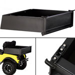 GTW Black Steel Cargo Box