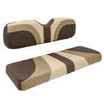 Red Dot® Blade Rear Seat Covers for GTW Mach1 & 2 Seat Kits - Mocca /  Convoy /  Sandbar