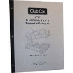 Club Car DS Service Manual (Fits 1993)