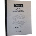 Club Car DS Service Manual (Fits 1995-1996)