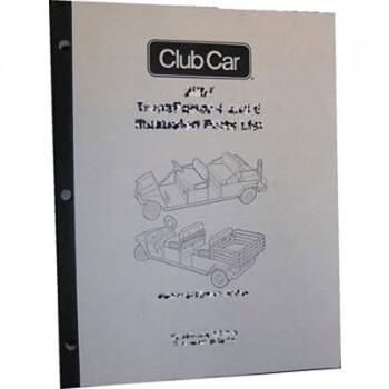 gas club car precedent service manual fits 2004 rh buggiesunlimited com 2004 club car ds repair manual Club Car DS Accessories
