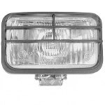 12-Volt Chrome Halogen Headlight (Universal Fit)