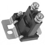 Club Car DS 36-Volt 4-Terminal Silver Solenoid (Fits 1997-Up)