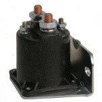 Yamaha 4-Cycle 12-Volt Solenoid (Models G2)