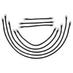 Yamaha 600-Amp 4-Gauge Weld Cable Set (Models G29/ DRIVE)