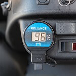 Reliance 36V Solid State Battery Meter & USB Charger