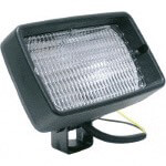 36-Volt Halogen Headlight (Universal Fit)