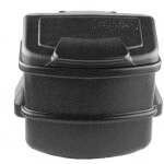 Club Car DS Sand Bucket W/  Lid (Fits 2004-2006)