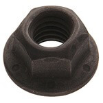 Club Car Precedent Rear Leaf Spring Lock Nut Bolt (Fits 2004-Up)