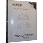 E-Z-GO Electric Service Manual (Fits 1965-1979)
