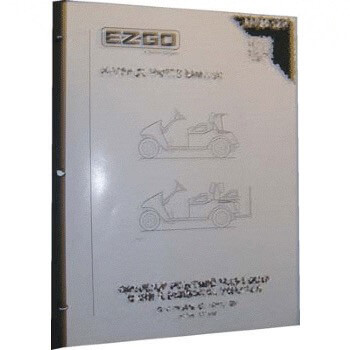ezgo wiring diagram buggies unlimited