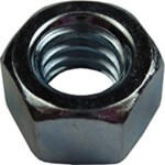 Hex Nut - Battery Hold Down Rod (Fits Select E-Z-GO /  Club Car Gas Models)