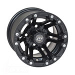 GTW Specter 10 inch Matte Black Wheel (3:4 Offset)
