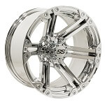 "GTW Specter 12"" Chrome Wheel (3:4 Offset)"