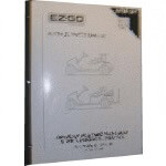 E-Z-GO Electric Service Manual (Fits 1983)