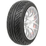 205/ 40-R14 GTW Fusion GTR Steel Belted DOT Tire (Lift Required)