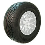 255/ 55-R12 GTW Fusion GTR Steel Belted DOT Tire
