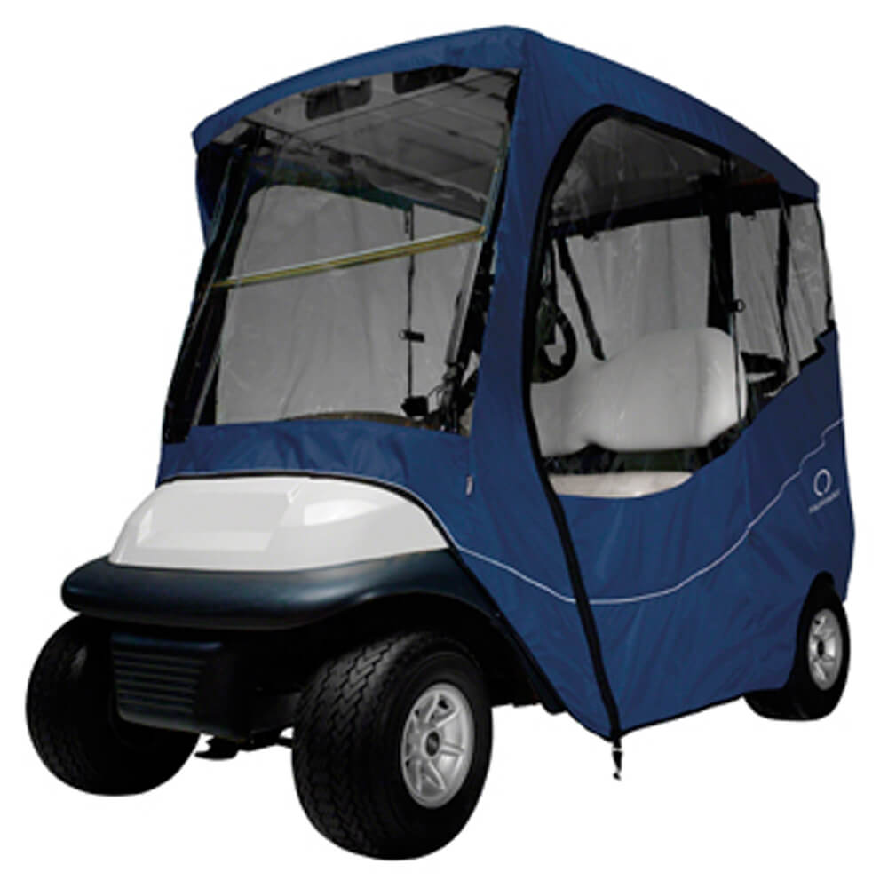 golf cart accessories roof classic short enclosure navy fairway club travel covers precedent cover carts passenger unlimited buggies buggy ft