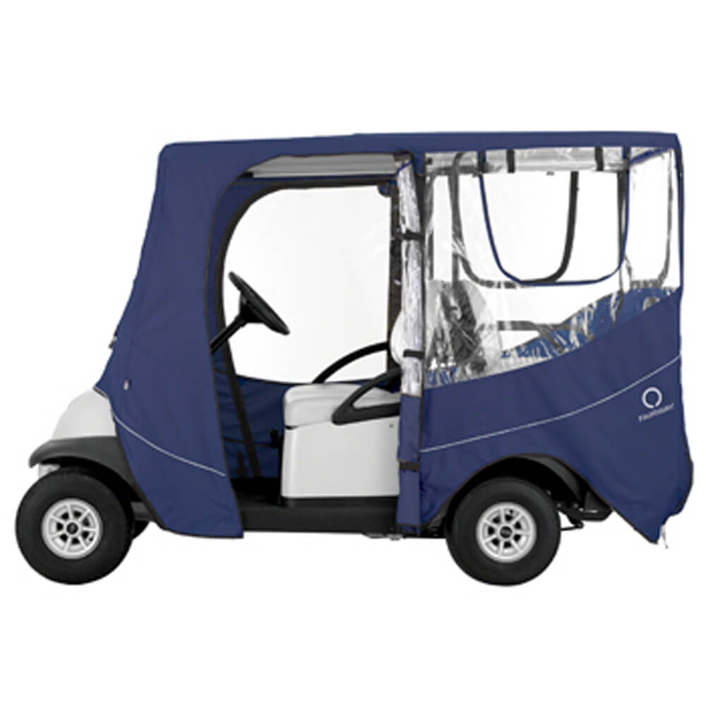 Classic Accessories Deluxe Navy 4 Passenger Golf Cart