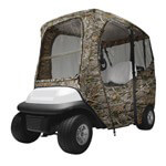 Classic Accessories Deluxe Camo 2-Passenger Enclosure (Universal Fit)