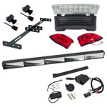 Buggies Unlimited Road Ready Kit - Club Car Precedent Electric (Fits 2008.5-Up)