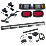 Buggies Unlimited Road Ready Kit - Club Car DS (Fits 2000.5-Up)