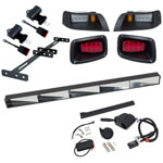 Buggies Unlimited Road Ready Kit (Cut in Style) - E-Z-GO TXT (Fits 1996-2014)
