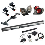 Buggies Unlimited Road Ready Kit - Yamaha G29/ Drive (Fits 2007-2016)