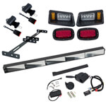 Buggies Unlimited Road Ready Kit - Yamaha G22