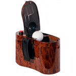 Executive Woodgrain Club /  Ball Washer (Universal Fit)