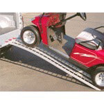 Set of (2) Golf Cart Loading Ramps (Universal Fit)