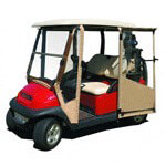 DOORWORKS ENCLOSURE FOR CLUB CAR DS 82-00.5(TAN)